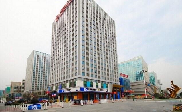 徐州万达丽沨酒店公寓豪华欧式大床房