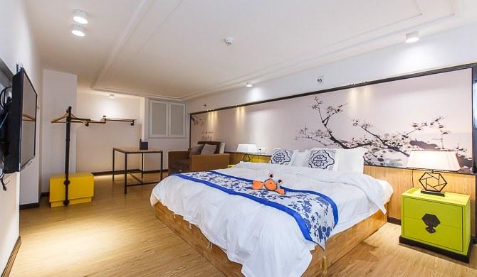 广州隆翠荟长隆浪漫复式套房图片