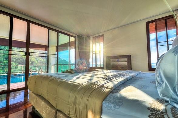 5卧室豪华海景泳池别墅 #2